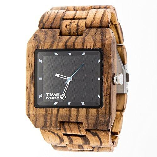 Timewood Hoelzerne Uhren VALDI