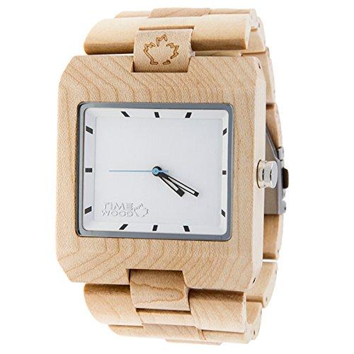 Timewood HolzUhr CURSA