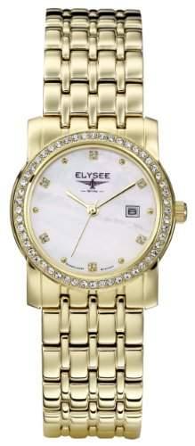 Elysee Damen-Armbanduhr XS DEBORAH Analog Edelstahl 13261