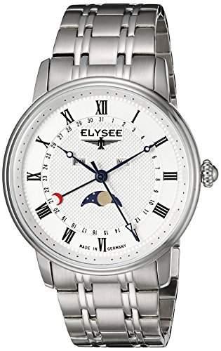ELYSEE Herrenuhr silber 77002