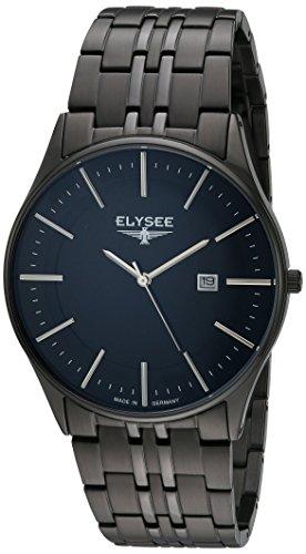 ELYSEE Herrenuhr schwarz 83017