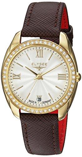 ELYSEE braun goldfarben silber 28601B