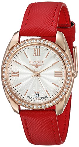 ELYSEE rot rosegoldfarben 28602
