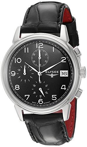 ELYSEE schwarz silber 80551