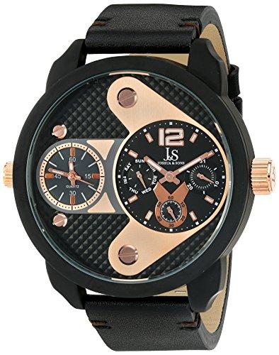 Joshua Sons JX107BKR Armbanduhr JX107BKR