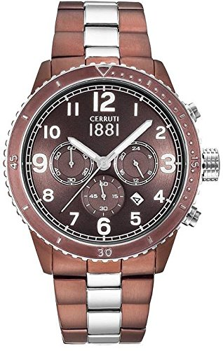 Armbanduhr Cerruti CRA104SBR12MBRT