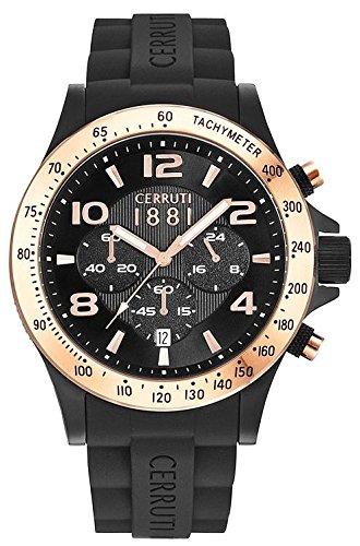 Armbanduhr Cerruti CRA118SBR02BKP