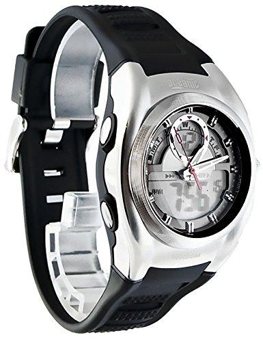 Multifunktions OCEANIC Armbanduhr fuer Herren und Teenager WR100m 68DA 1