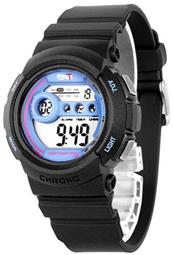Kleine Multifunktions OCEANIC Armbanduhr fuer Damen und Maedchen WR100m ODW6184K 1