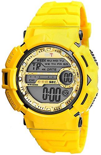 Grosse sportliche OCEANIC fuer Ihne 3xAlarm Stoppuhr Timer WR100m ODM6160 2