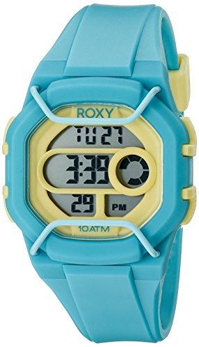 Roxy Damen Armbanduhr Digital Digital Silikon RX 1015BLYL