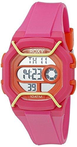 Roxy Damen Armbanduhr Digital Digital Silikon RX 1015PKOR