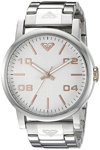 Roxy Damen Armbanduhr The Victoria Analog Edelstahl Silber RX 1001SVSV