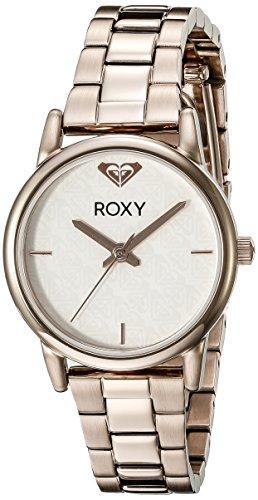Roxy Damen Armbanduhr The Huntington Analog Edelstahl Rosegold RX 1019WTRG