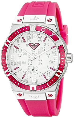 Roxy Damen Armbanduhr The Bliss Analog Silikon Rosa RX 1005SVPK