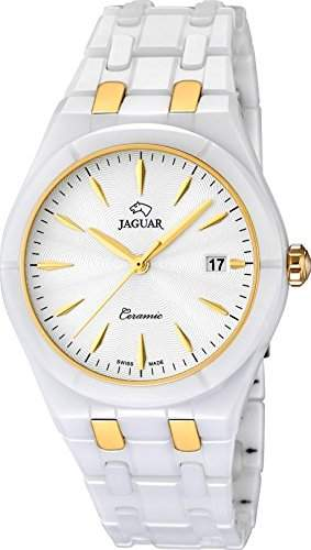 Jaguar Damen Armbanduhr Analog Datum J6761