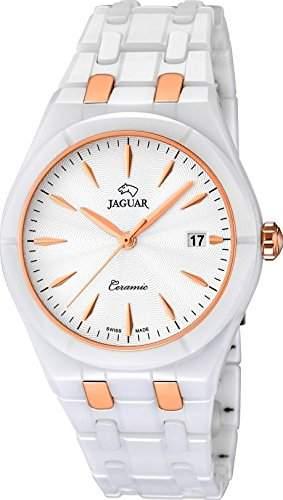 Jaguar Damen Armbanduhr Analog Datum J6763