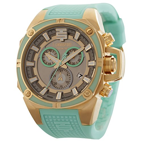 TechnoSport Damen Chrono Uhr DREAMLINE gold