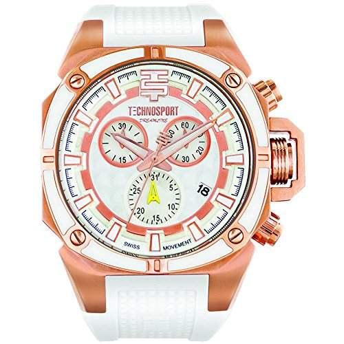 TechnoSport Damen Chrono Uhr DREAMLINE rose gold