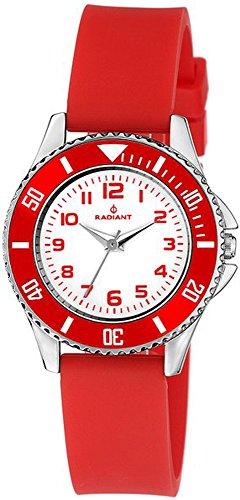Uhr Radiant Sporty Ra162603 Kinder Und Jugendliche Weiss