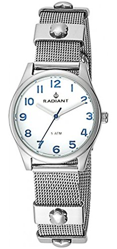 Radiant Uhr Silber Stahl RA386203 Maedchen Kommunion