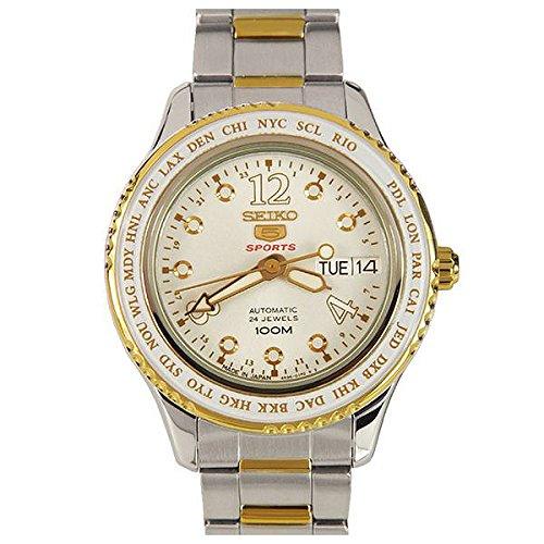 Reloj uomo seiko srp368k1 34 mm 1000039695