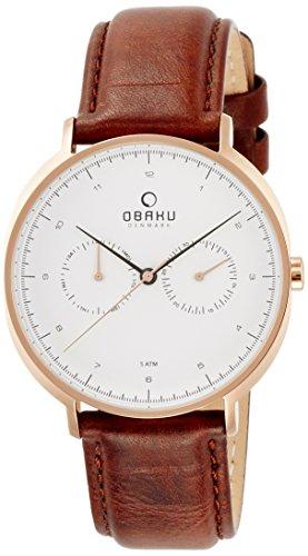 Obaku V193GMVIRN mens wristwatch