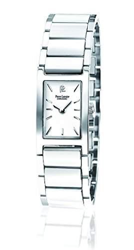 Pierre Lannier Damen-Armbanduhr Analog Quarz Keramik 055K900
