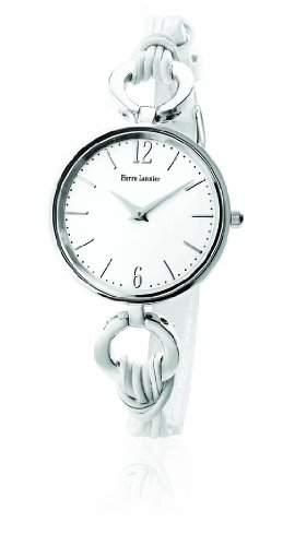 Pierre Lannier Damen-Armbanduhr Analog Quarz Leder 058G600