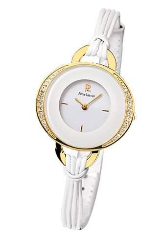 Pierre Lannier Damen-Armbanduhr Analog Quarz Leder 065J500