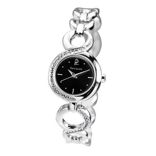 Pierre Lannier Damen-Armbanduhr Analog silber 102M631