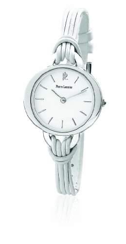 Pierre Lannier Damen-Armbanduhr Analog Quarz Leder 110H600