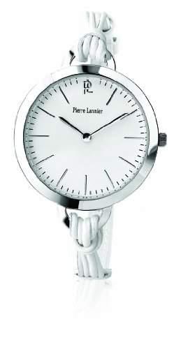 Pierre Lannier Damen-Armbanduhr Tendance Analog Quarz Leder 114H600