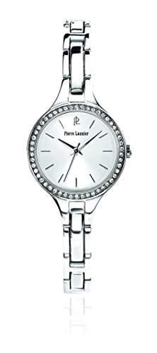Pierre Lannier 070G621Damen-Armbanduhr 045J699Analog silber Armband Metall silber