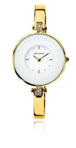 Pierre Lannier Damen-Armbanduhr Analog Quarz Edelstahl 125J502