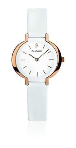 Pierre Lannier Damen-Armbanduhr Tendance Analog Quarz Weiss 139K900