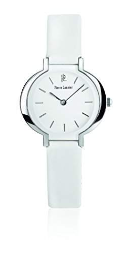 Pierre Lannier Damen-Armbanduhr Tendance Analog Quarz Weiss 138D600