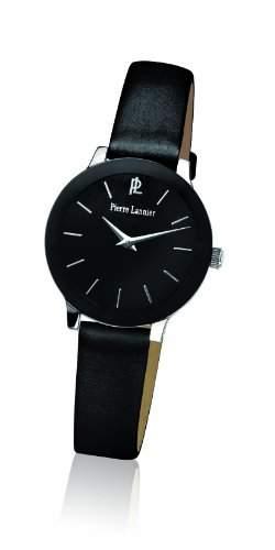 Pierre Lannier Damen-Armbanduhr Analog Quarz Schwarz 019K633