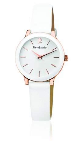 Pierre Lannier Damen-Armbanduhr Analog Quarz Leder 023K900