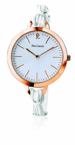 Pierre Lannier Damen Armbanduhr Tendance Analog Quarz Leder 115L900