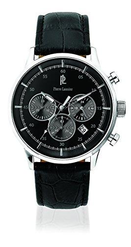 Pierre Lannier Chronograph Quarz Leder 224G133