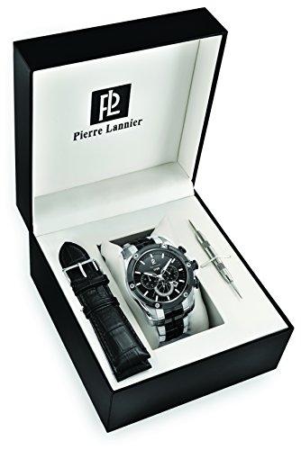 Pierre Lannier Unisex Armbanduhr 373A481