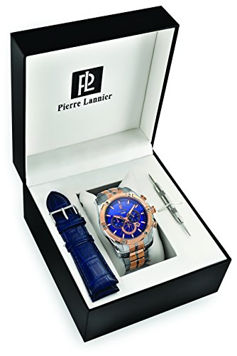 Pierre Lannier Unisex Armbanduhr 374A061