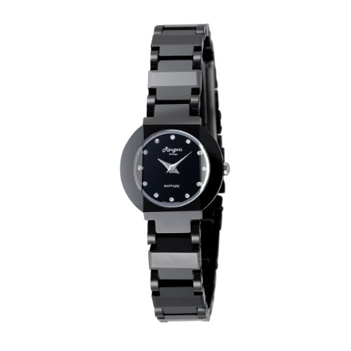 Rougois Ceramique Ladies Sapphire Watch