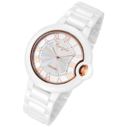 Rougois Rose Gold Cumulus Watch Large Face