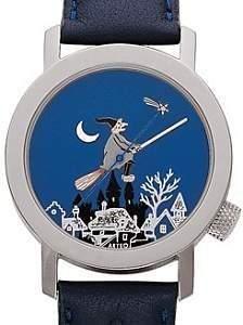Akteo Armbanduhr - Hexe silber