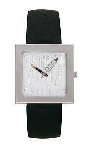 Akteo Armbanduhr Schriftsteller kubik