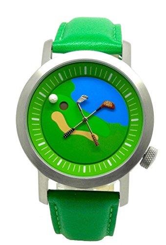 Akteo Uhr Golf01 42 mm
