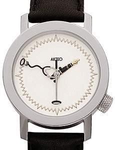 Akteo Armbanduhr - Arzt silber