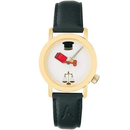 Akteo Armbanduhr - Richter gold